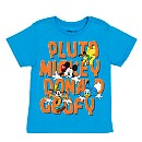 Mickey Mouse Fab 4 T-Shirt For Kids