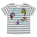 Flash Chill T-Shirt For Kids, Zootropolis