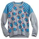 Tsum Tsum Stitch Ladies' Sweatshirt
