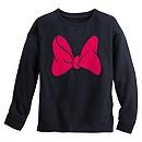 Minnie Mouse Signature Ladies' Sweatshirt