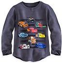Disney Pixar Cars Thermal Top For Kids