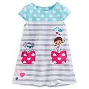 Doc McStuffins Cotton Dress For Kids