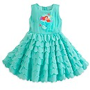 The Little Mermaid Party Dress For Kids