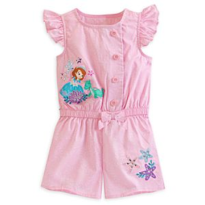 Sofia The First Playsuit For Kids