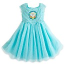 Frozen Fever Deluxe Dress For Kids