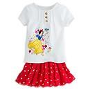 Snow White 2 Piece Set For Kids