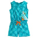 Frozen Fever Playsuit For Kids