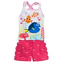 Finding Dory Top And Shorts Set For Kids