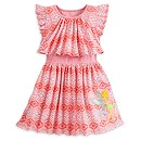 Tinker Bell Knitted Dress For Kids