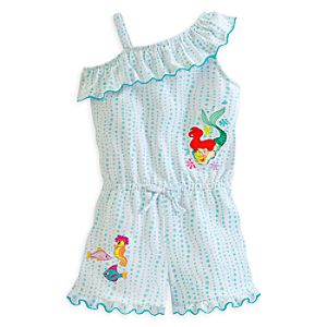 The Little Mermaid Playsuit For Kids