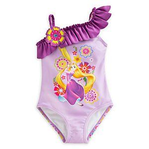 Rapunzel Swimsuit For Kids