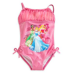 Disney Princess Swimsuit For Kids