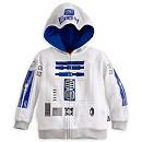 R2-D2 Hooded Sweatshirt For Kids