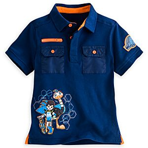 Miles From Tomorrow Polo Shirt For Kids-2 Years - Polo Gifts
