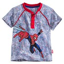 Spider-Man Top For Kids
