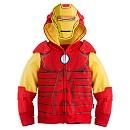 Iron Man Character Hooded Sweatshirt For Kids