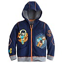 Miles From Tomorrow Hooded Sweatshirt For Kids