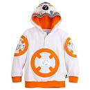 BB-8 Character Hooded Sweatshirt For Kids, Star Wars: The Force Awakens