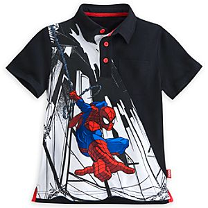 Spider-Man Polo Shirt For Kids-2 Years - Polo Gifts