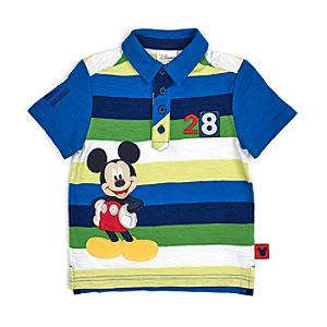 Mickey Mouse Polo Shirt For Kids-5-6 Years - Polo Gifts