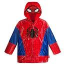Spider-Man Hooded Raincoat For Kids