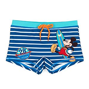Mickey Mouse Swimming Trunks For Kids-4 Years - Swimming Gifts
