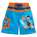 Miles From Tomorrow Swim Shorts For Kids