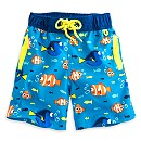 Finding Dory Swim Shorts For Kids