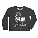 Disneyland Paris Olaf Adults' Sweatshirt