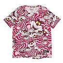 Disneyland Paris and ELEVENPARIS Cheshire Cat Ladies' T-Shirt