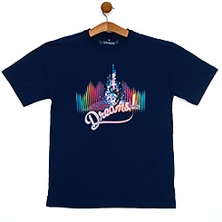 Disneyland Paris Dreams Adult T-Shirt