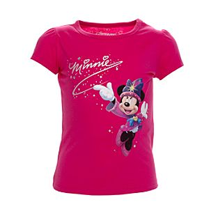 Disneyland Paris 20th Celebration Girls Glitter T-shirt