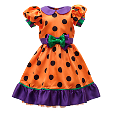 Disneyland Paris Minnie Mouse Halloween Costume For Kids