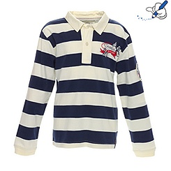 Disneyland Paris Signature Rugby Shirt For Boys