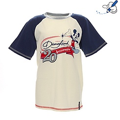 Disneyland Paris Signature Mickey Mouse Boys T-shirt