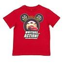Disneyland Paris 'Moteurs... Action!' T-Shirt For Kids