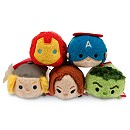 Avengers Tsum Tsum Soft Toy Collection