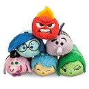 Inside Out Tsum Tsum Mini Soft Toy Collection