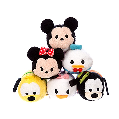 caf mickey disney tsum tsum. Black Bedroom Furniture Sets. Home Design Ideas