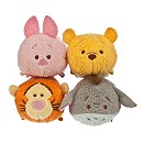 Winnie the Pooh and Friends Tsum Tsum Mini Soft Toy Collection